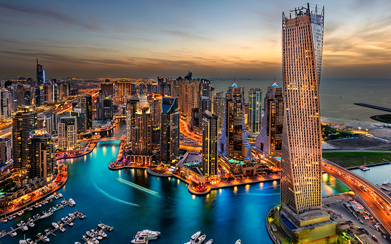 Dubai Tourism UAE