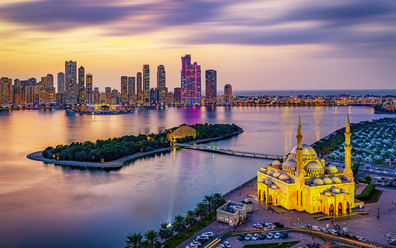 Sharjah Tourism UAE