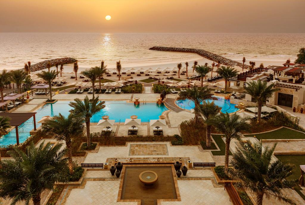 Ajman Saray a Luxury Collection Resort Ajman - Tourism UAE