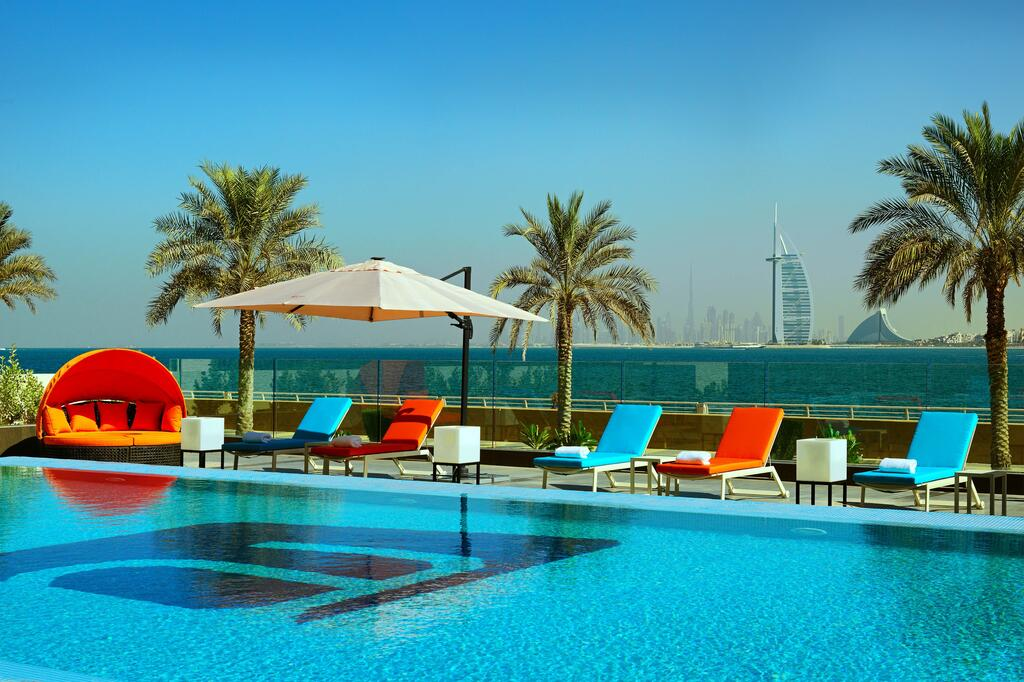 Aloft Palm Jumeirah - Tourism UAE