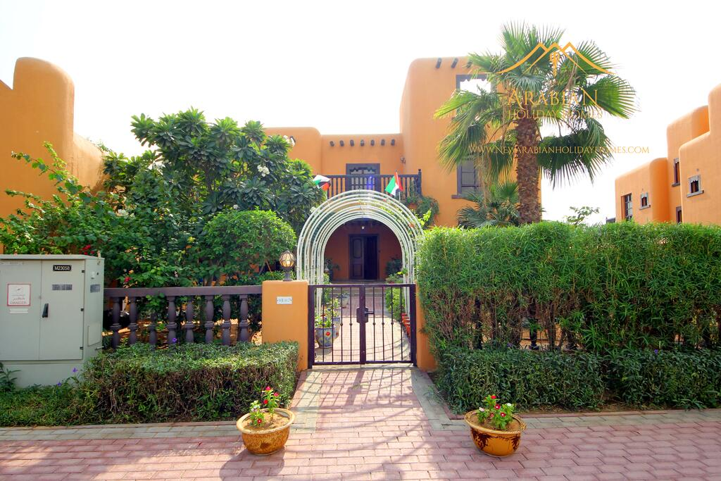 Amazing Garden Villa in Falcon City - Tourism UAE