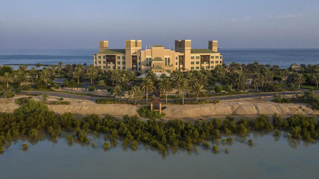 Anantara Desert Islands Resort  Spa - Tourism UAE