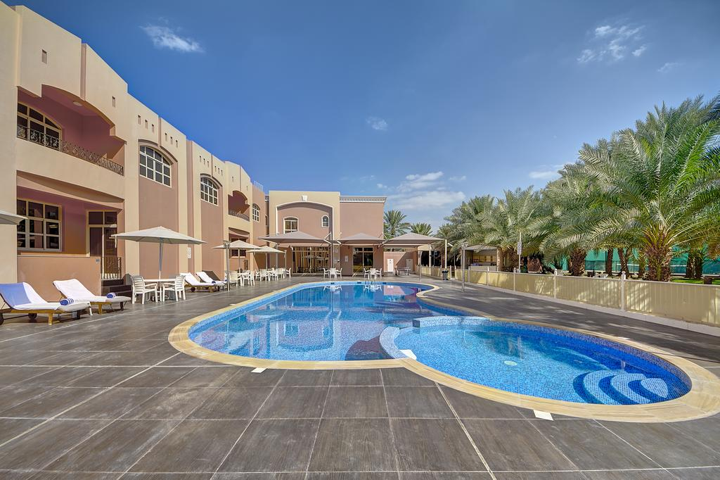 Asfar Resorts Al Ain - Tourism UAE