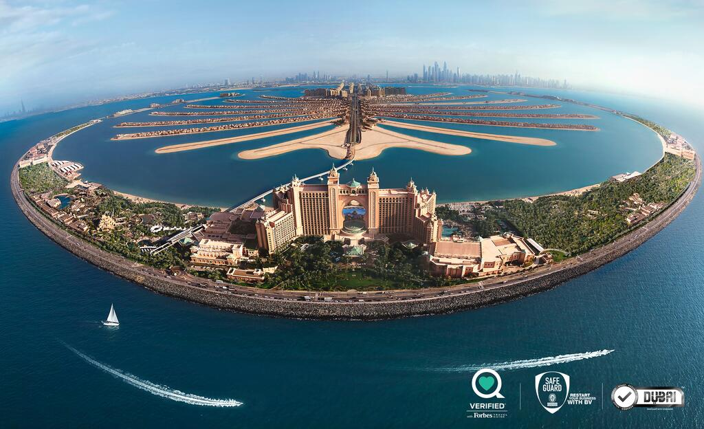 Atlantis The Palm Dubai - Tourism UAE