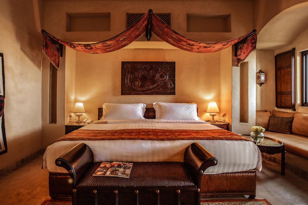 Bab Al Shams Desert Resort and Spa - Tourism UAE