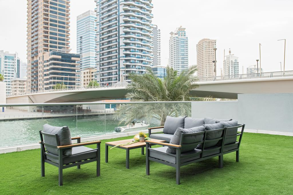 Boutique Living - Dubai Marina Wharf 2 - Tourism UAE