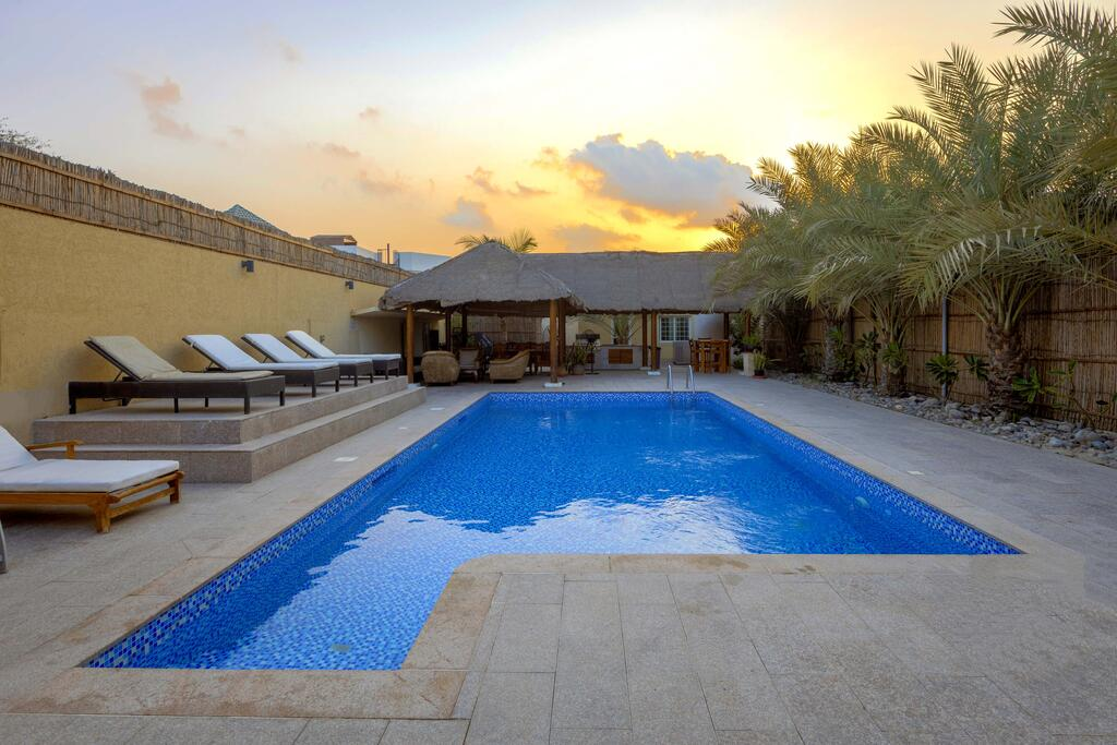 Dar 66 Villa with Private Pool - Tourism UAE
