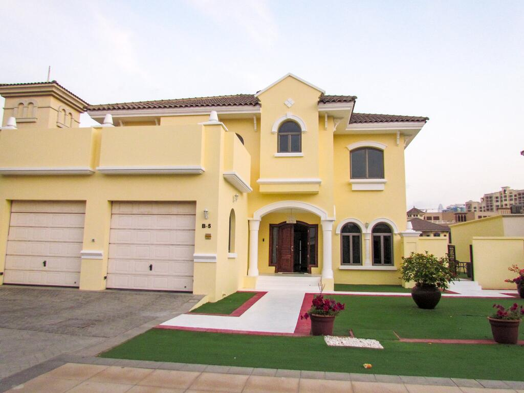 Deluxe Villa B Fond with Private Pool and Beach - Tourism UAE