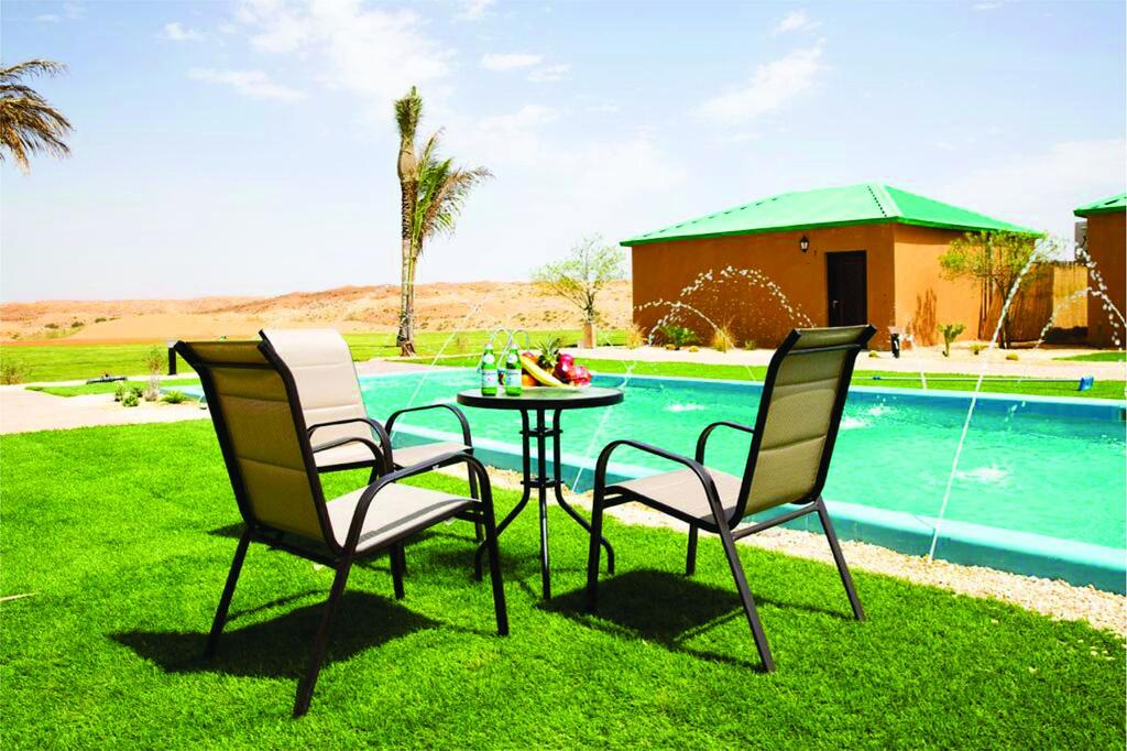 Desert Inn Resort and Camp - Tourism UAE