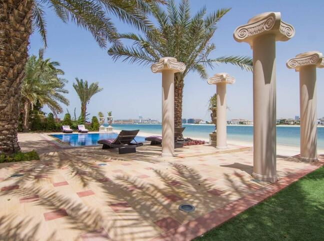 7 Bedroom Beachfront Estate Sleeps 16 - Tourism UAE